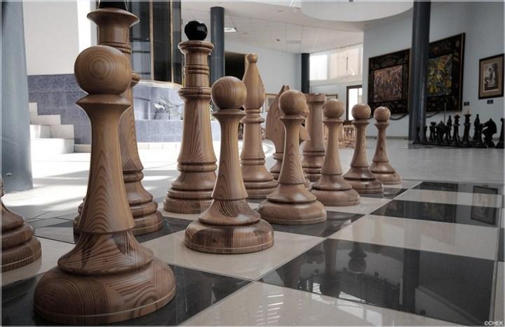 Элиста – город шахмат (2)
