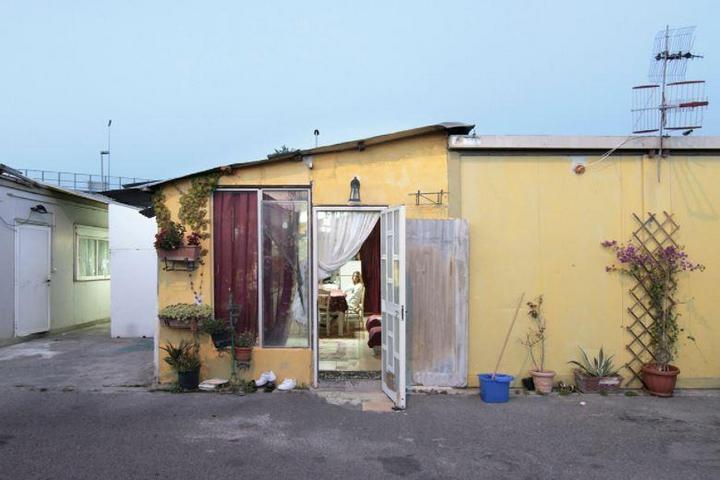 Цыганские жилища на окраинах Неаполя (9)