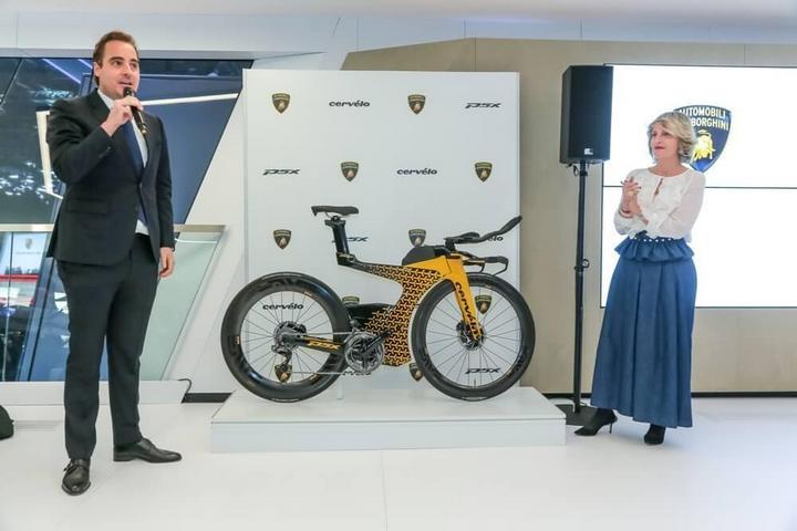 Крутой велосипед от Lamborghini (3)