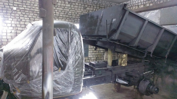 Восстановление ЗиЛ-164 (13)