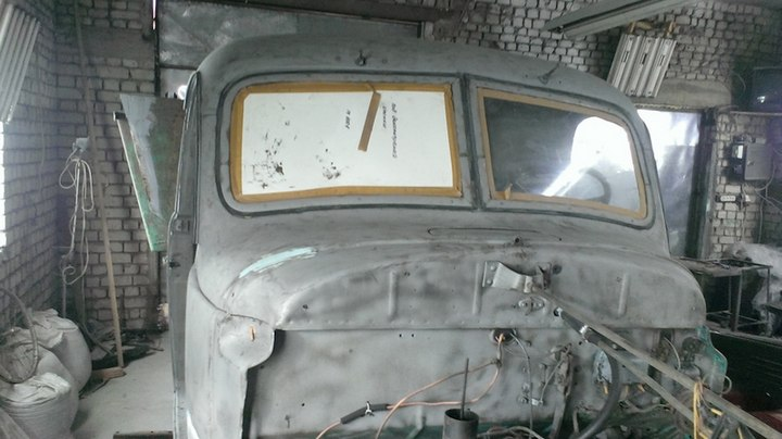 Восстановление ЗиЛ-164 (6)