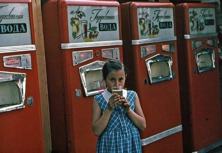 Вендинговые автоматы в СССР (7)