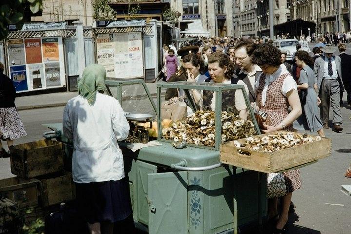 Уличная торговля в СССР (1)