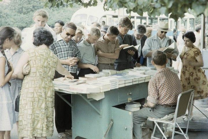 Уличная торговля в СССР (18)
