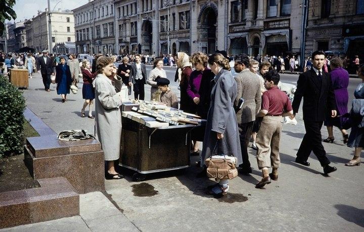 Уличная торговля в СССР (19)