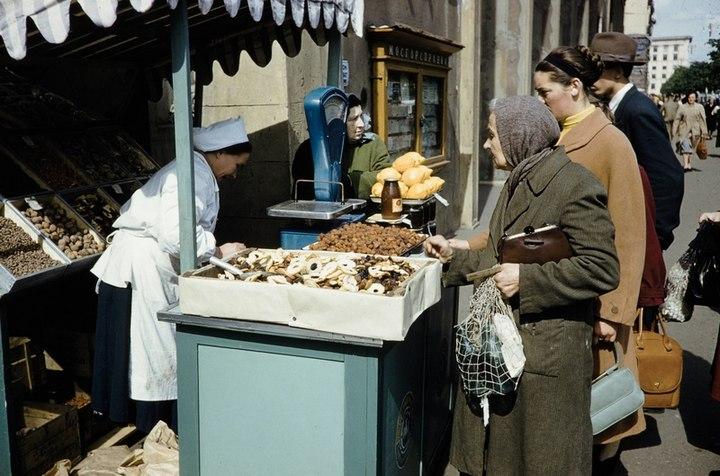 Уличная торговля в СССР (3)