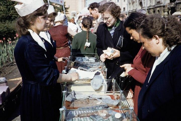 Уличная торговля в СССР (6)