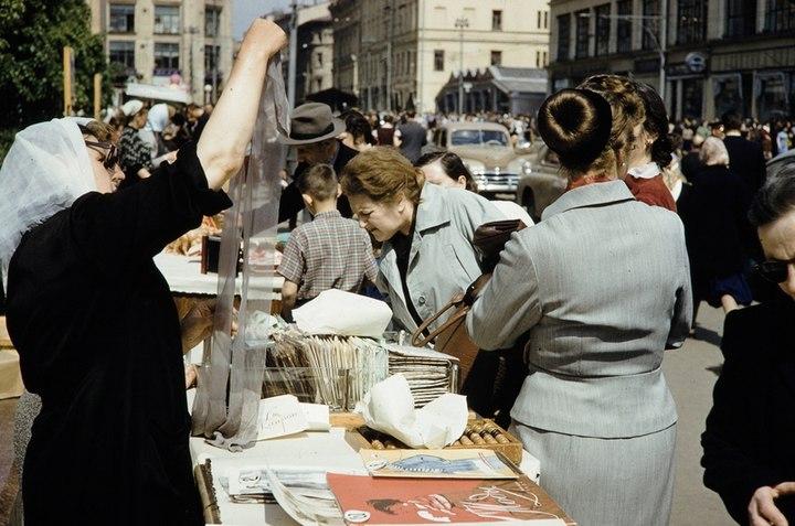 Уличная торговля в СССР (8)