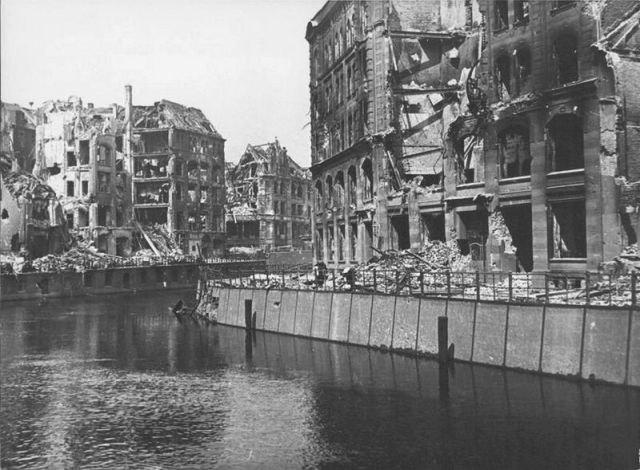 Уникальные снимки Второй Мировой Войны (1)