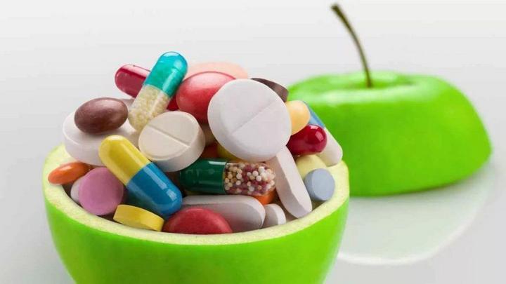 Витамины в таблетках не работают, почти... (1)