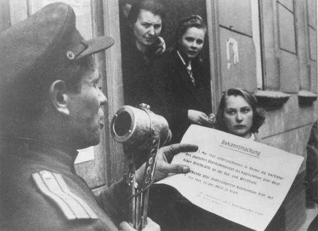 Уникальные снимки Второй Мировой Войны (9)