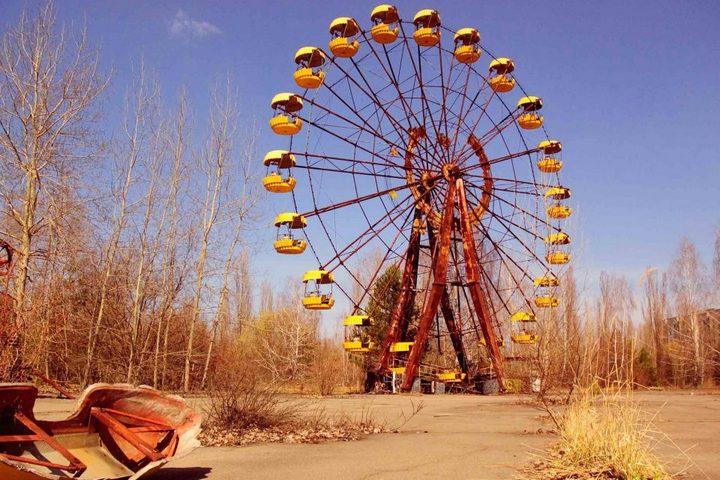 Что тянет молодежь в запретную Зону Чернобыля? (1)