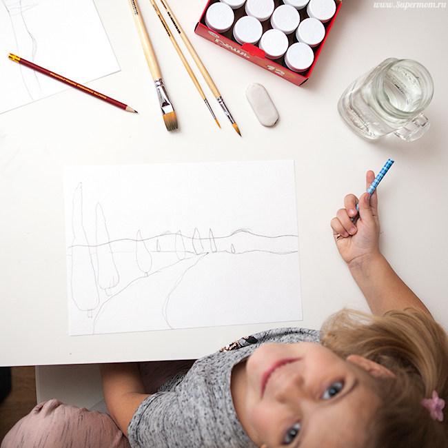 Как научиться рисовать - советы от школы рисования (2)