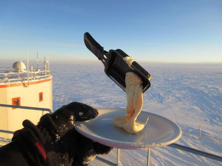 Вот что происходит с едой при -60°C (3)