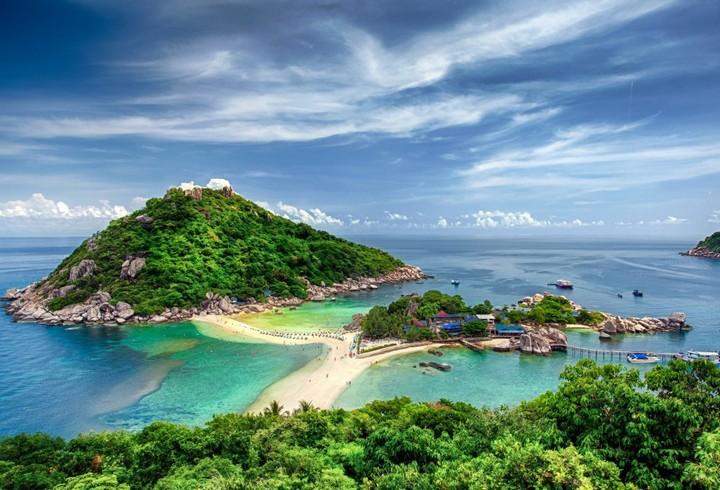Пляжный и активный отдых на острове Самуи (3)