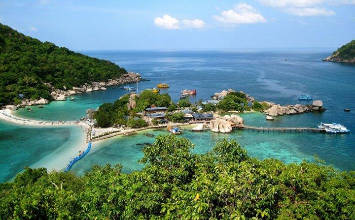 Пляжный и активный отдых на острове Самуи (2)