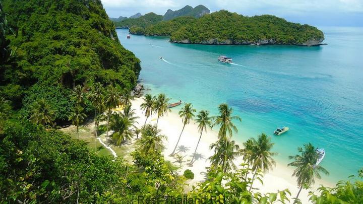 Пляжный и активный отдых на острове Самуи (1)