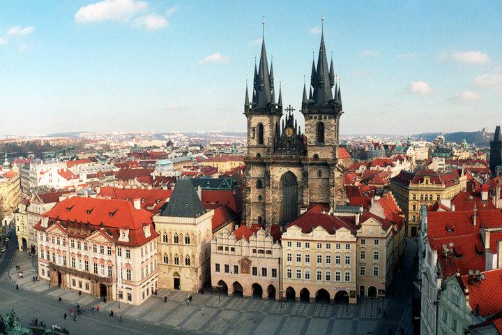 Туристическая Прага (1)