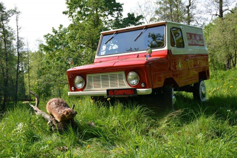 Восстановленный ЗАЗ-969 1969 года за 3 000 000 рублей (1)
