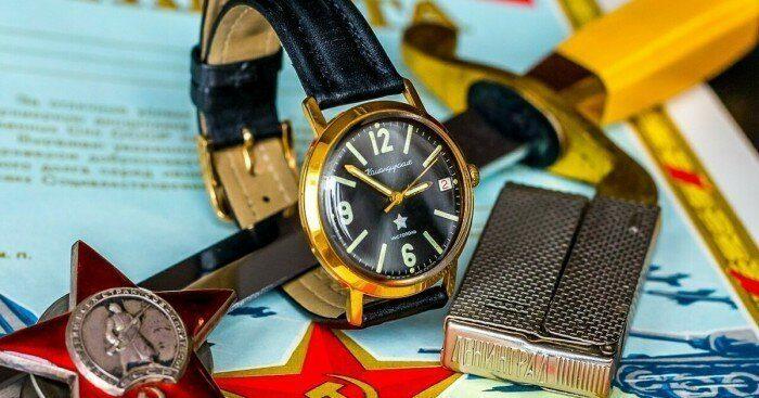 10 культовых наручных часов из СССР (1)