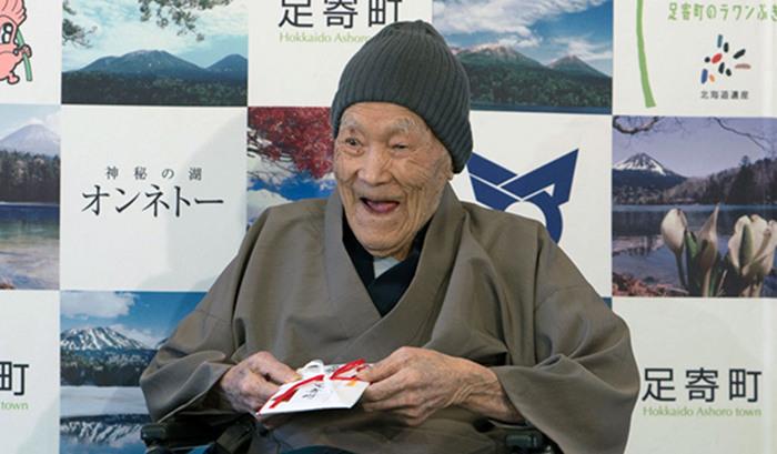 Секреты долголетия самого старого человека на Земле (1)