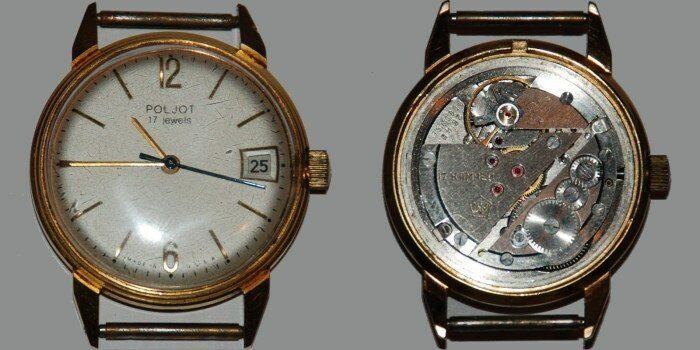 10 культовых наручных часов из СССР (10)