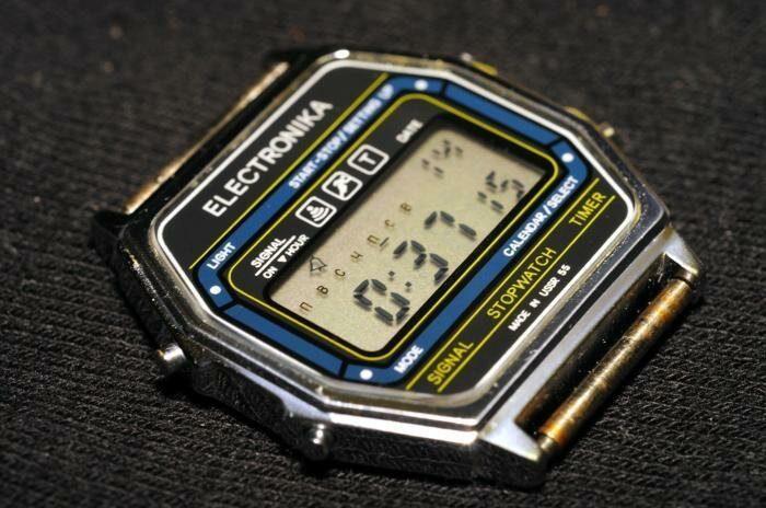 10 культовых наручных часов из СССР (11)