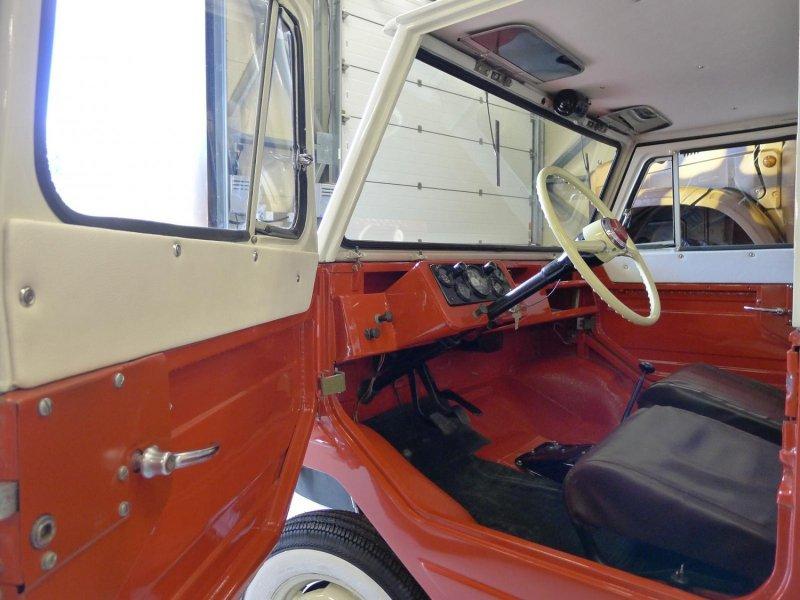 Восстановленный ЗАЗ-969 1969 года за 3 000 000 рублей (12)