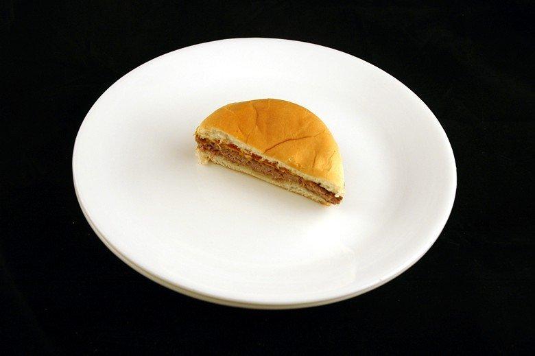 Как выглядят 200 калорий на тарелке (12)