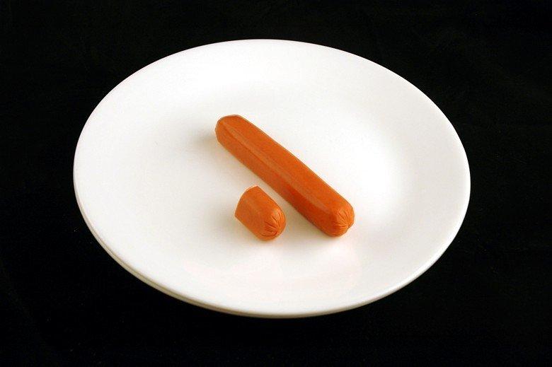 Как выглядят 200 калорий на тарелке (14)