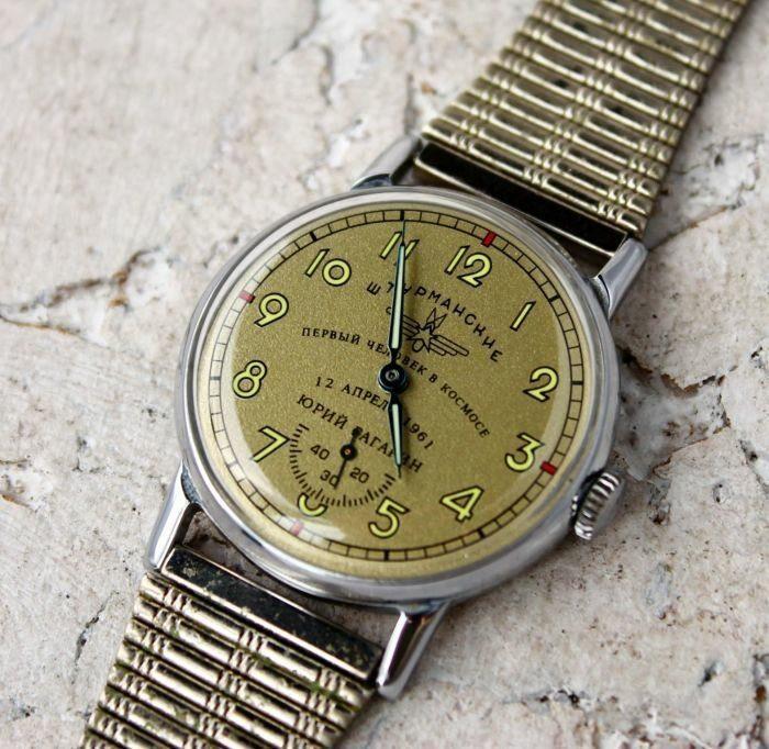 10 культовых наручных часов из СССР (2)