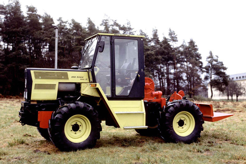 5 тракторов от Porsche и Lamborghini (3)