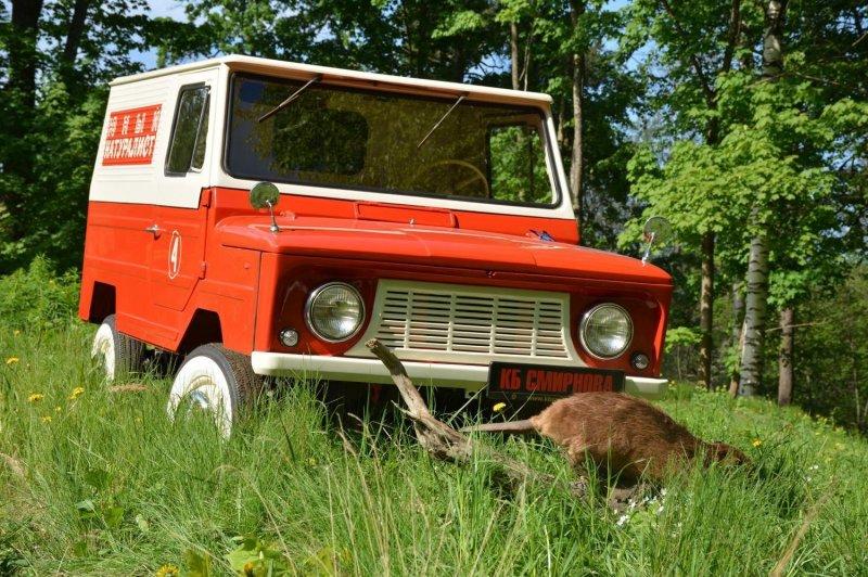 Восстановленный ЗАЗ-969 1969 года за 3 000 000 рублей (3)