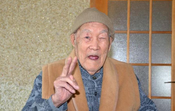 Секреты долголетия самого старого человека на Земле (3)
