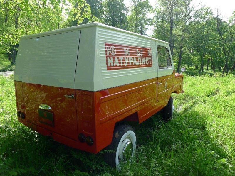 Восстановленный ЗАЗ-969 1969 года за 3 000 000 рублей (4)