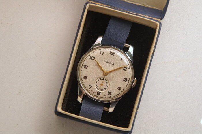 10 культовых наручных часов из СССР (4)