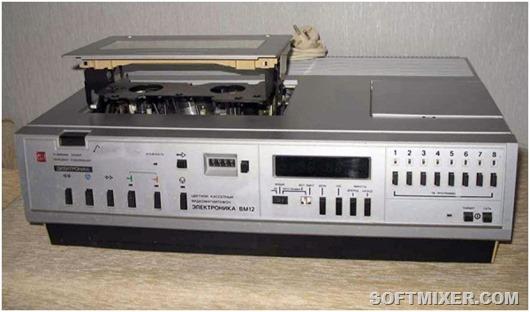 Видеомагнитофон «Электроника ВМ-12» (4)