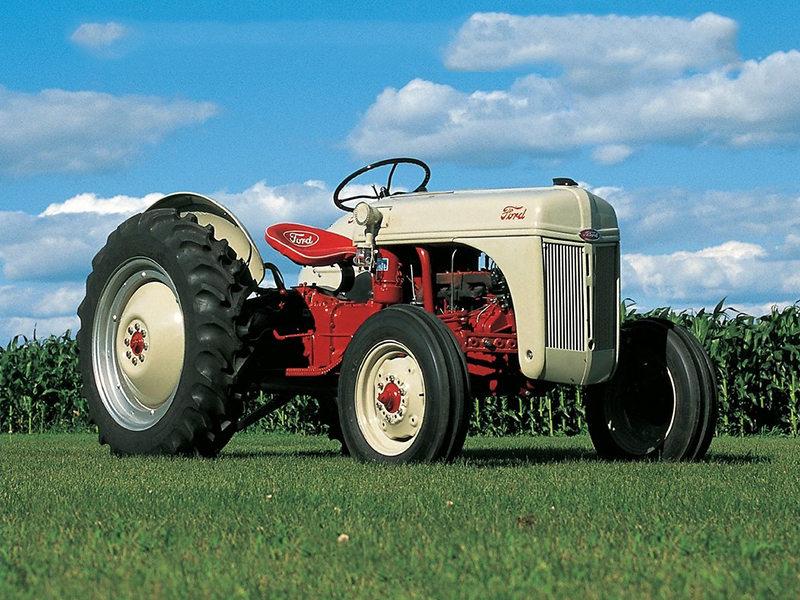 5 тракторов от Porsche и Lamborghini (5)