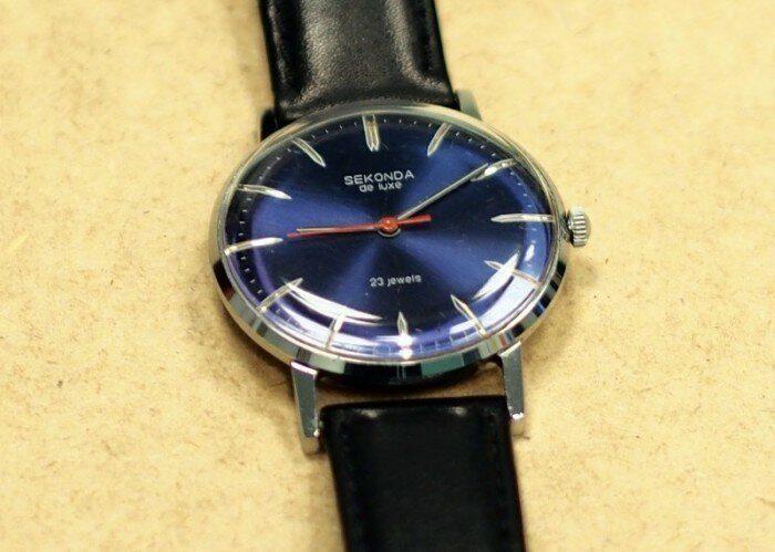 10 культовых наручных часов из СССР (5)