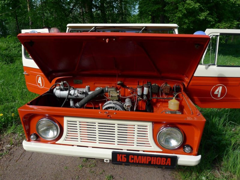 Восстановленный ЗАЗ-969 1969 года за 3 000 000 рублей (6)