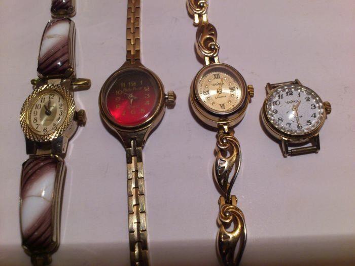 10 культовых наручных часов из СССР (7)