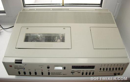 Видеомагнитофон «Электроника ВМ-12» (7)