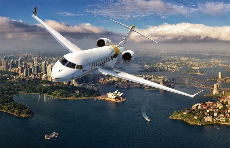 О перелётах на частных самолётах (2)