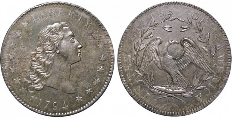 Самые дорогие монеты в мире (2)