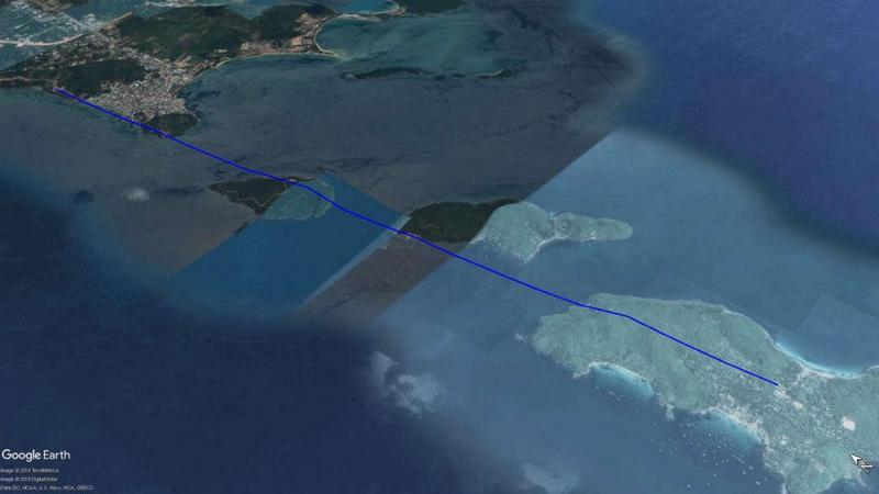 Самая длинная канатная дорога в мире (2)