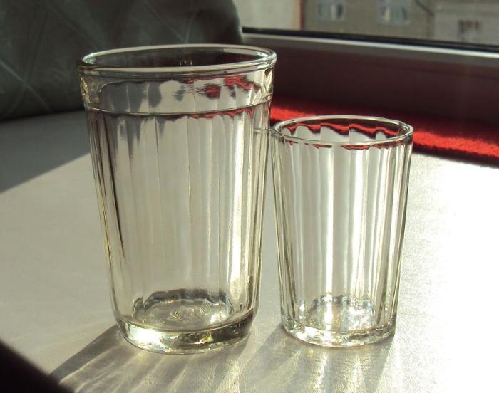 Граненый стакан (2)