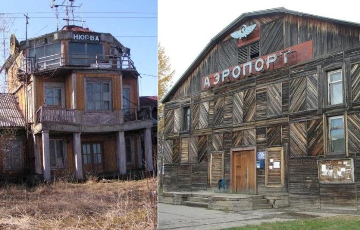 10 деревянных аэропортов России (1)