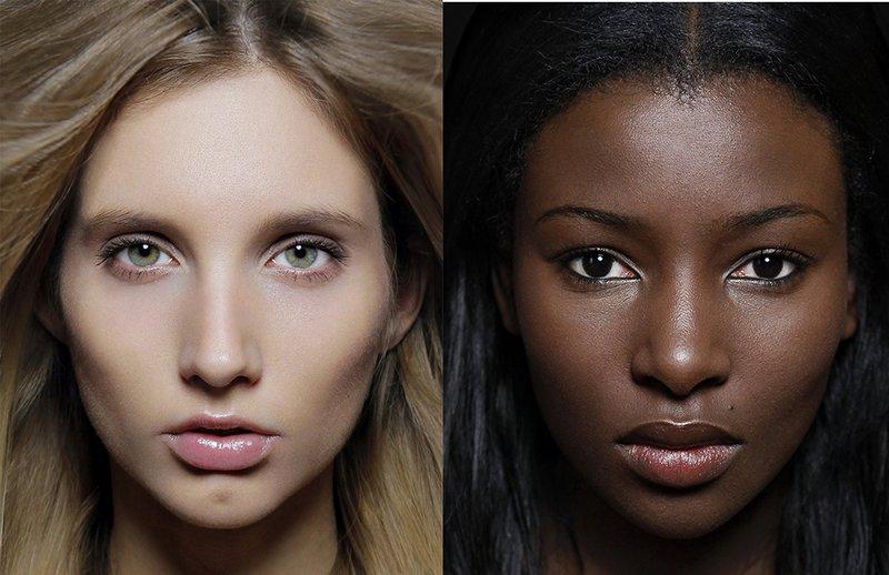 Типичная внешность женщин различных народов мира (1)