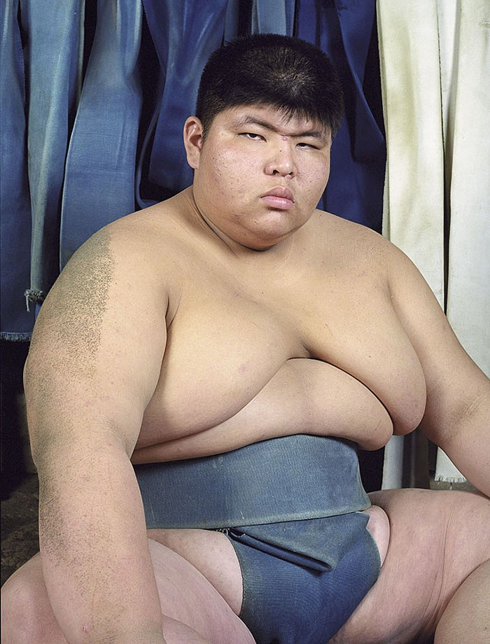 Борцы сумо. Начало (10)