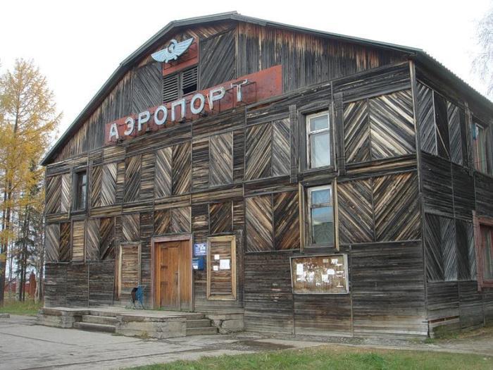 10 деревянных аэропортов России (14)